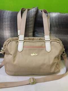 Auth Kipling work bag