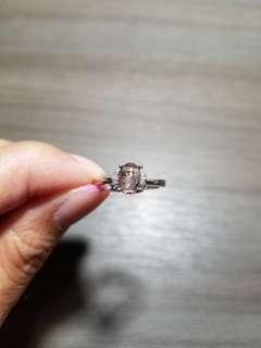 碧茜 14 戒指 水晶