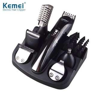 11合1多功能電推剪 KEMEI 電動理髮器 修容刀 兒童剪髮器 刮鬍刀剃刀電剪髮器