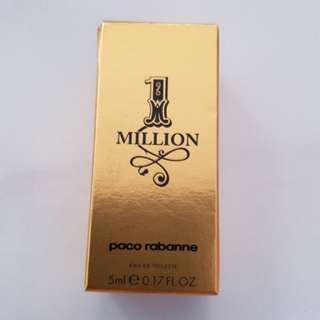 Paco Rabanne One Million EDT 5ml