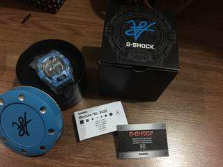 New Louie Vito G-shock