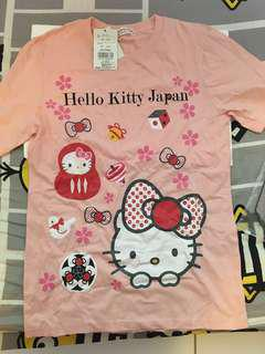 Hello Kitty T-shirt (購自日本)
