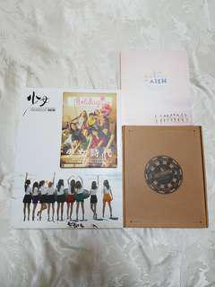 [Clearance] Girls' Generation photobooks