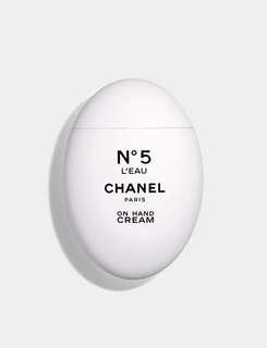 已斷貨 $540 chanel no5 n5 L'Eau hand cream 50ml limited edition 限量版 5號香水手霜 👍🏻