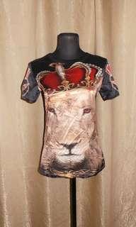 SALE Queen Lioness Top