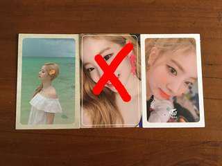 🚚 WTS TWICE Dahyun DTNA Summer Nights Photocard