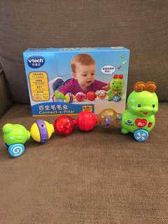 Brand new Vtech baby toy Connect-a-Pillar