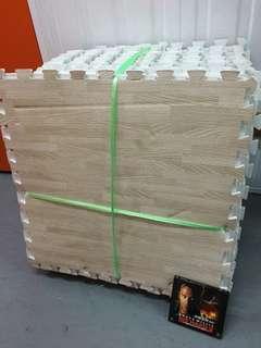 拼塊 軟墊 膠墊 地墊 36塊 60.5x58.5cm 8成新