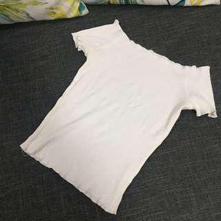 100php White Top!