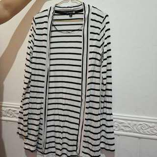 Outer Cotton On stripes