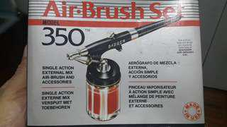 BADGER AIR-BRUSH SET (MADE IN USA)