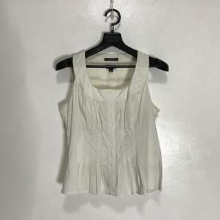 Nine West Sleeveless Top (can fit up to semi large)