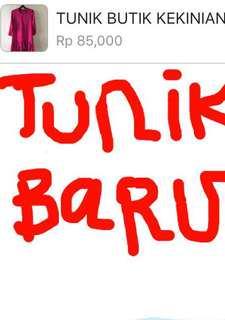 TUNIK NEW