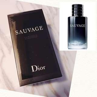 $540-740 Dior sauvage Edt 男士淡香水 60ml - 100ml