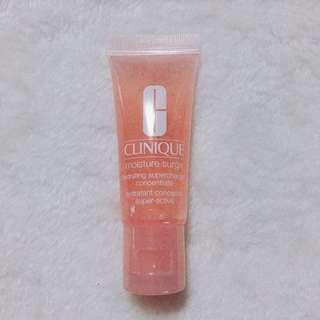 Clinique Moisture Surge Hydrating Supercharged Concentrate 深層特效水嫩補濕精華 (爆水珠珠精華)15ml