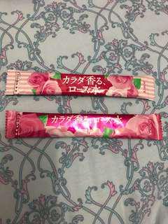 玫瑰花香味飲料沖濟