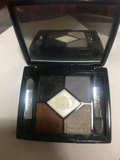 Authentic Dior Palette in Night Dust