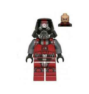 Lego Sith Trooper from Star Wars