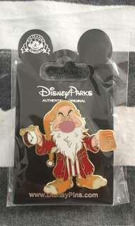 小矮人-迪士尼襟章disney pin