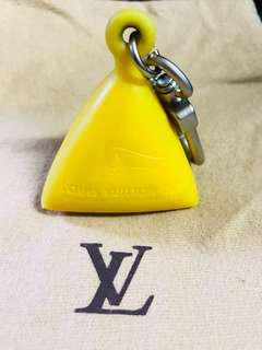 Authentic Vintage Louis Vuitton Key chain American Cup