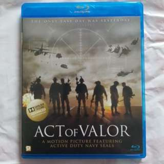 藍光 港版 海豹突擊隊 Act of Valor Blu-ray blu ray bluray