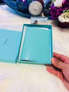 Tiffany & Co Passport Holder