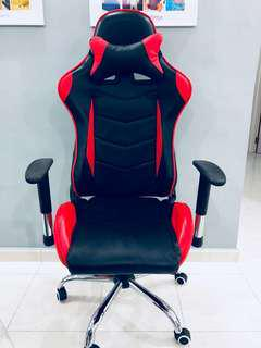 Leather Racer Gaming Chair