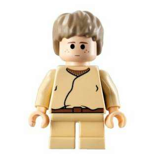 Lego Young Anakin Skywalker from Star Wars