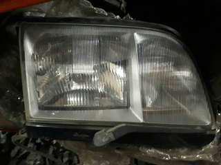 W140 headlamp