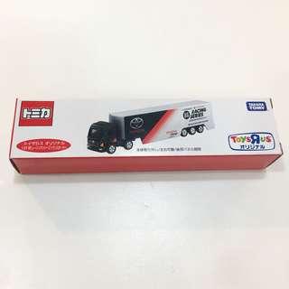 Tomy ToysRus Toyota 86 Racing Series 長拖車 #GOGOVAN50