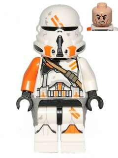 Lego Airborne Clone Trooper from Star Wars