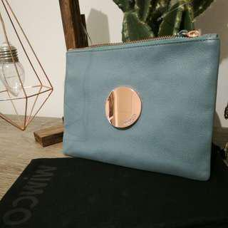 MIMCO Waver Pouch Medium in Storm