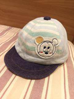🚚 麗嬰房大頭米奇帽子