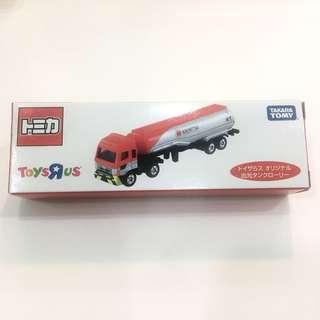 Tomica ToysRus IDEMITSU 出光運油車 *黑轆  #GOGOVAN50