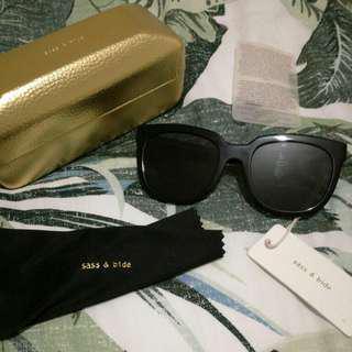 sass & bide Sunglasses Medina Spirits