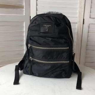 Marc Jacobs /Midnight Blue Nylon Bi 📎 Backpack