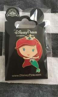 Ariel-迪士尼襟章disney pin