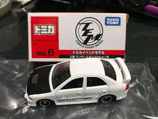 Tomica event model no 6