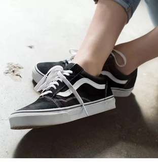 vans old skool euro 35 _ 46 size us 5 to 12 size brand new full packages original