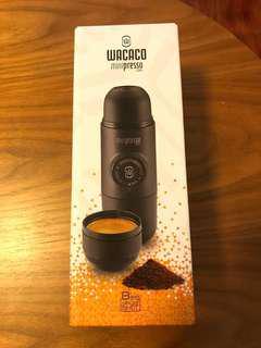 全新 Wacaco Minipresso GR