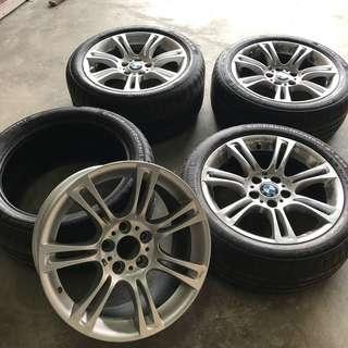 """BMW F10 18"""" SPORT RIM - 4 units"""