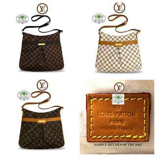 Louis Vuitton Bloomsbury BAG - LV BLOOMSBURY SLING BAG