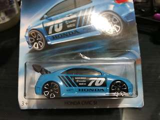 Hotwheels civic si