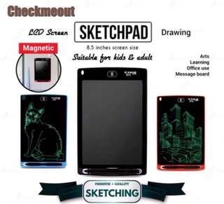 🌈Ready Stock🌈Sketchpad Drawing Tablet