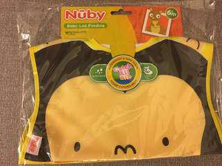 🚚 Nuby 餵食圍兜