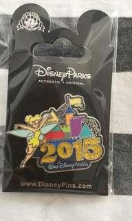 小仙子-迪士尼襟章disney pin