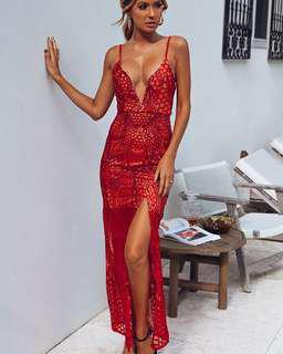 artisan sequin ball dress