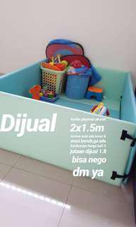 Lumba Playmat 2×1.5m