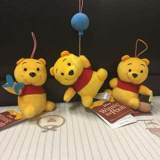 全新Winnie The Pooh 小熊維尼 公仔