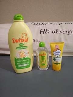 Baby Powder,Baby Diaper Rush,Baby Oil